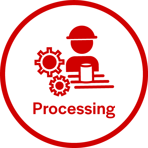 processing web link